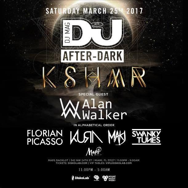 DJ MAG After Dark w/ KSHMR