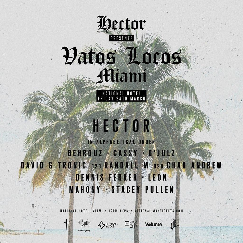 Hector: Vatos Locos (Pool Party)