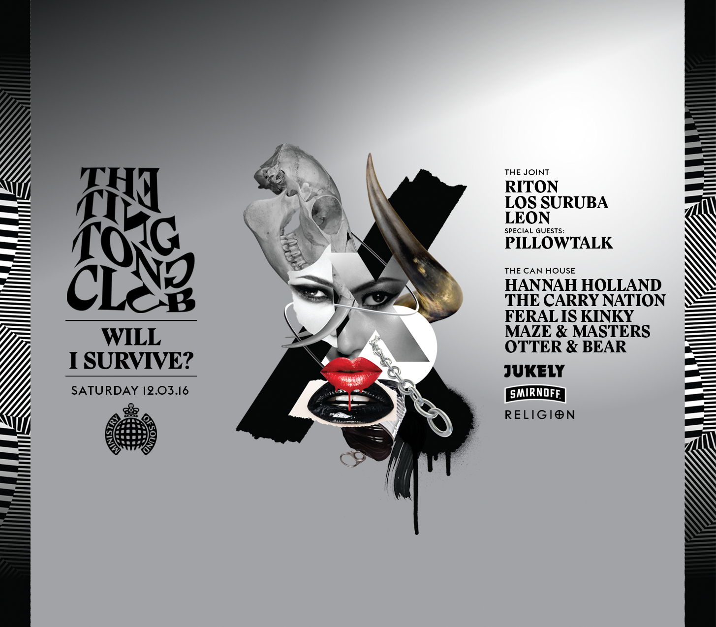 The Ting Tong Club * Jukely presents