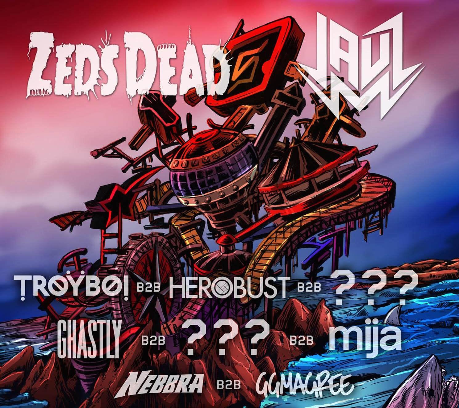 Deadbeats w/ Zeds Dead