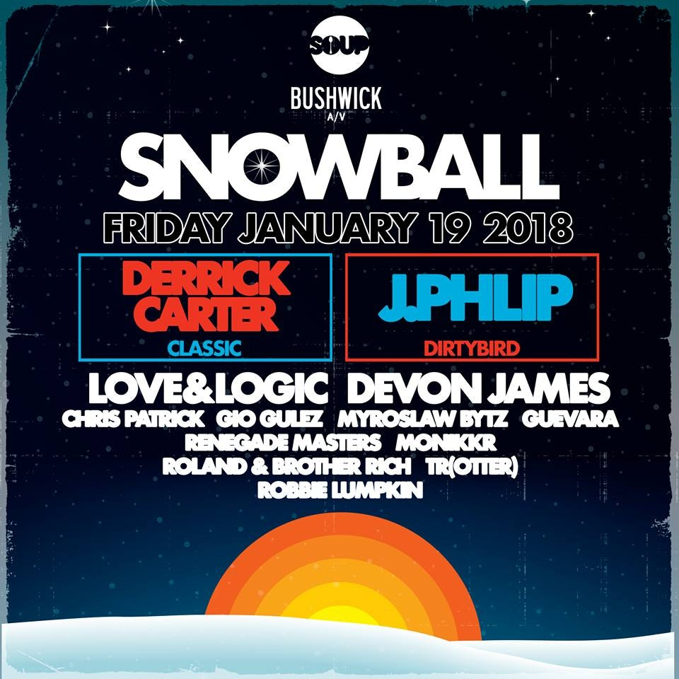 Derrick Carter * The Snow Ball *