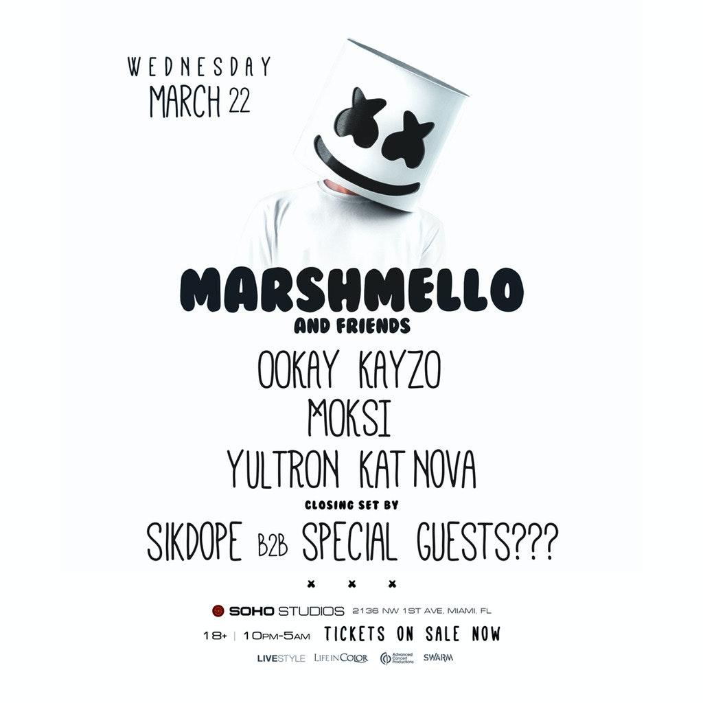 Marshmello & Friends