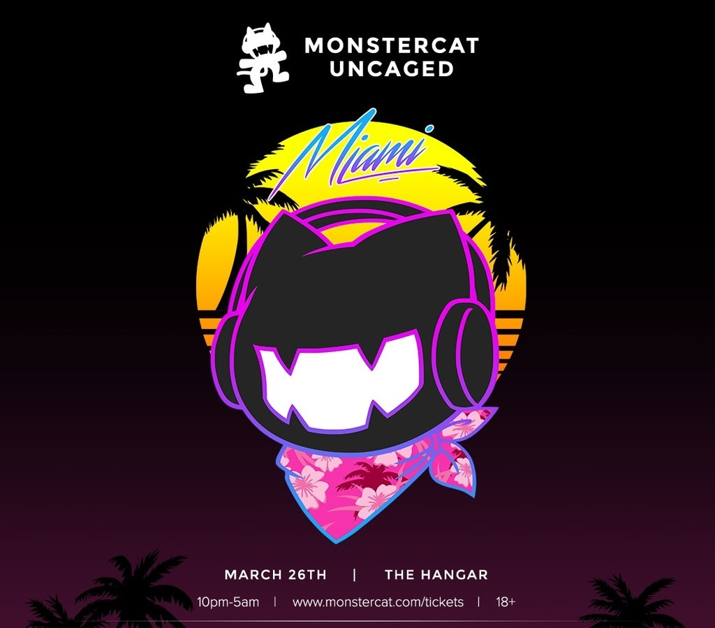 Monstercat Uncaged w/ San Holo