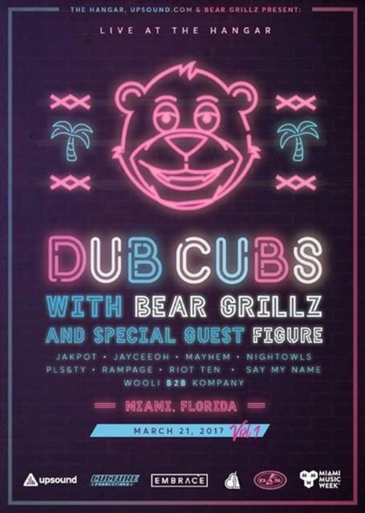 Bear Grillz: Dub Cubs
