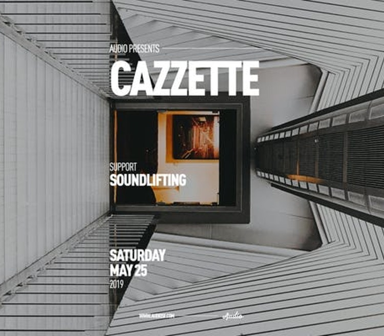 Cazzette At Audio Sf May 25 Jukely